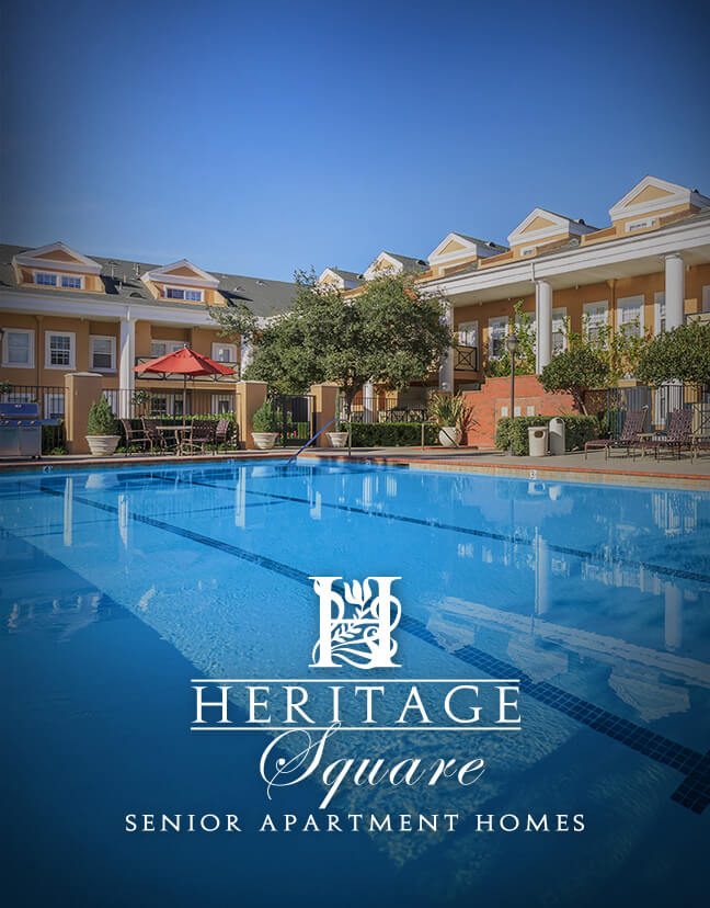 Heritage Square Senior Apartment Homes Property Photo